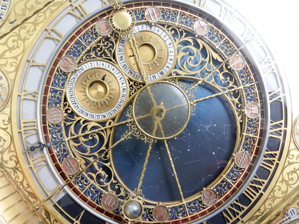 L'horloge astronomique de Jan Masek - Ostrava